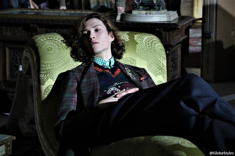 Milano Moda Uomo Gennaio 2018: i Dandy di Etro, le foto