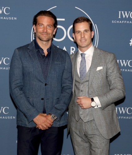 SIHH 2018 IWC Schaffhausen: la serata di gala con Bradley Cooper e Cate Blanchett