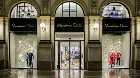 Massimo Dutti Milano Galleria Vittorio Emanuele: aperto il nuovo flagship store