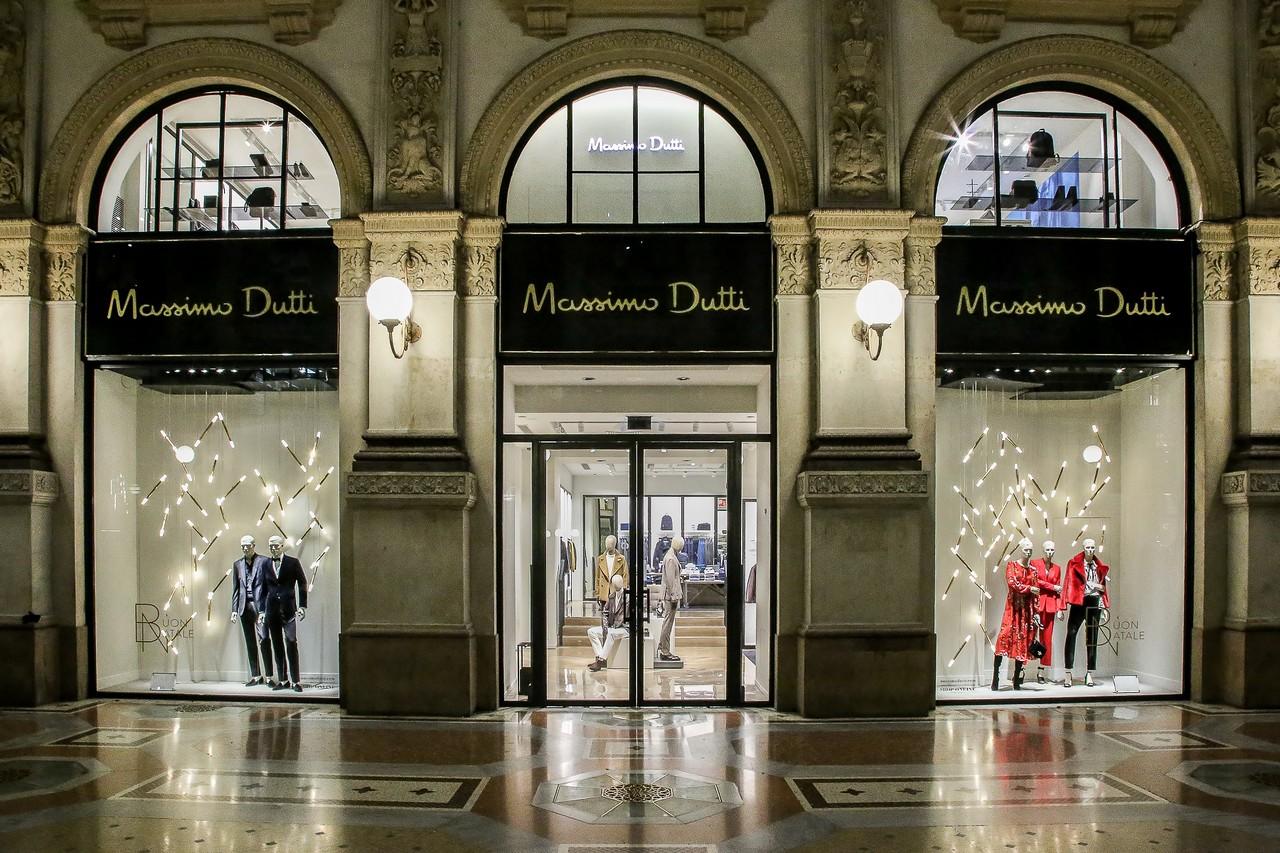 Massimo Dutti Milano Galleria Vittorio Emanuele: aperto il