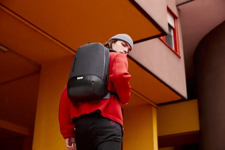 Pitti Uomo Firenze Gennaio 2018: la nuova collezione di borse Metro di Moleskine