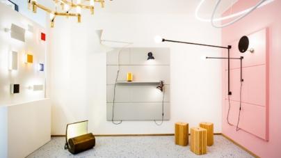Nemo lighting Parigi: aperto il nuovo showroom ispirato all'Art Déco