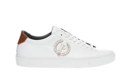Pitti Uomo 93 Pollini: la nuova sneaker maschile con la P coronata di alloro