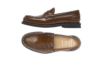 Church's shoes: le Pembrey Met per l'Autunno Inverno 2018 2019