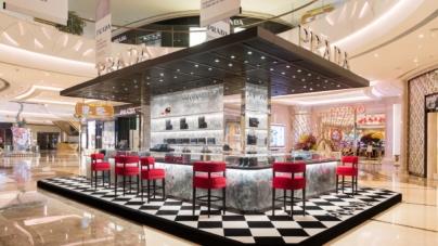 Prada Galaxy Mall Macau: il nuovo progetto retail Prada Spirit