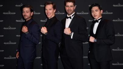 SIHH 2018 Jaeger-LeCoultre: il party esclusivo con Benedict Cumberbatch
