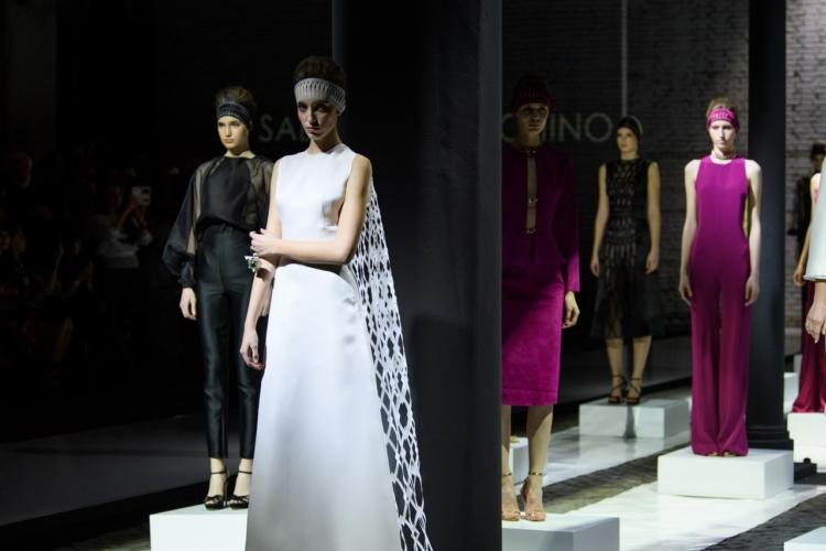 Altaroma Gennaio 2018 Sabrina Persechino: la collezione primavera estate 2018
