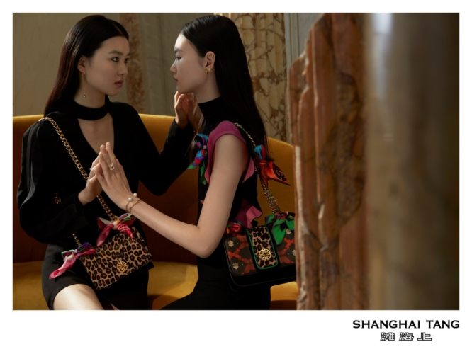 Shanghai Tang campagna primavera estate 2018: l'heritage contemporaneo