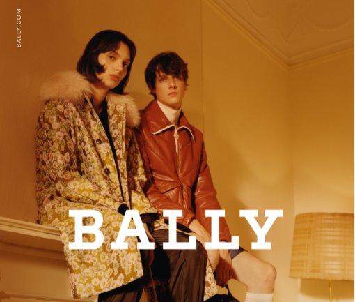 Bally campagna primavera estate 2018: il retrò chic raffinato e contemporaneo