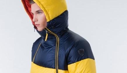 Pitti Uomo 93 Blauer USA: la nuova Down Jackets collection per l'autunno inverno