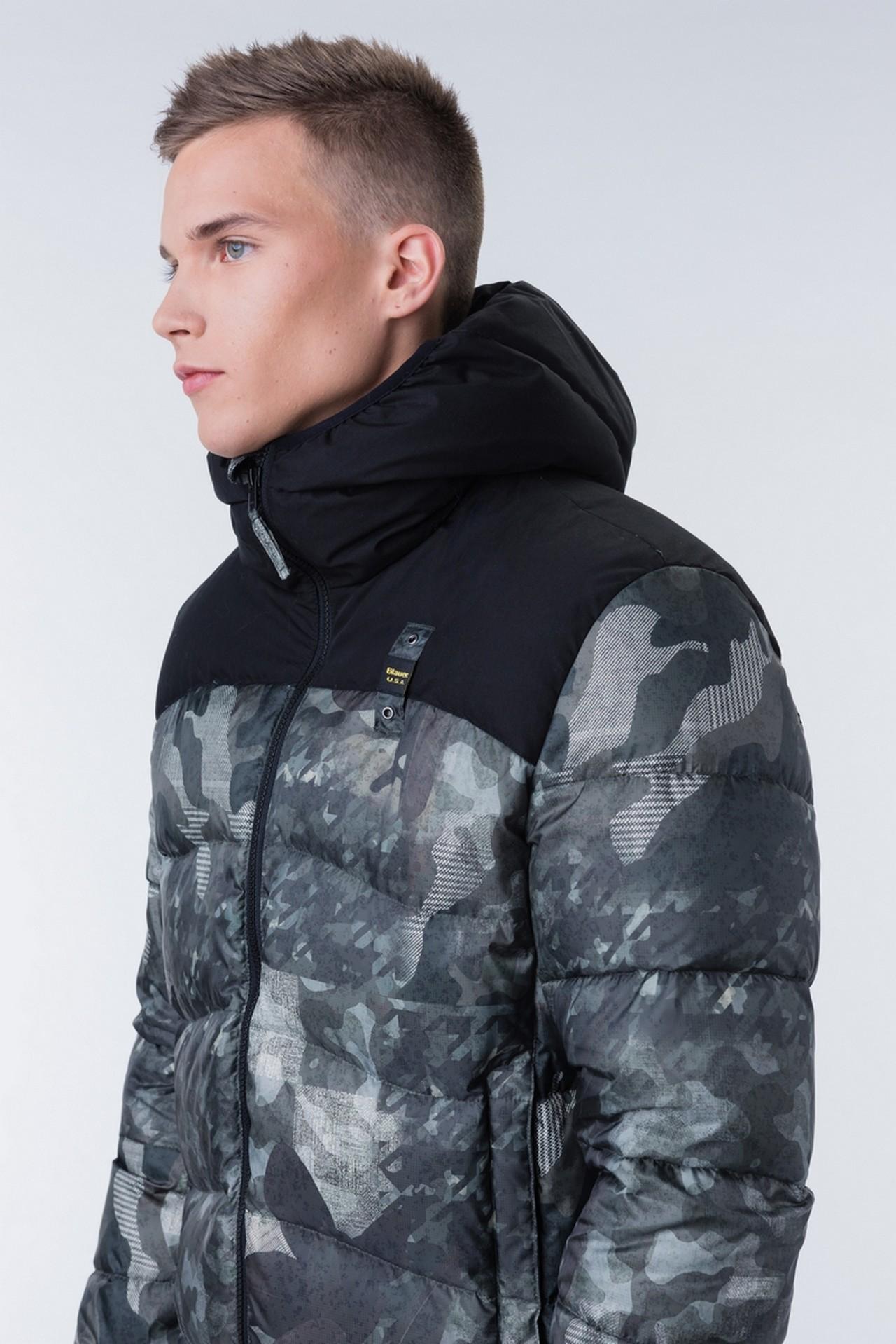 comprare popolare 40d90 b5d2a Pitti Uomo Firenze 2018 Blauer USA collezione autunno inverno