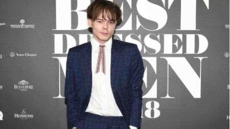 GQ Best Dressed Men 2018: special guest Charlie Heaton e Kit Harington