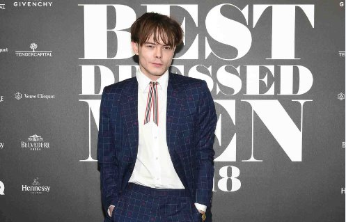 GQ Best Dressed Men 2018: special guest Charlie Heaton e Kit Harington