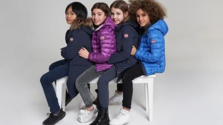 Colmar Originals bambino autunno inverno 2018 2019: il debutto della linea kids