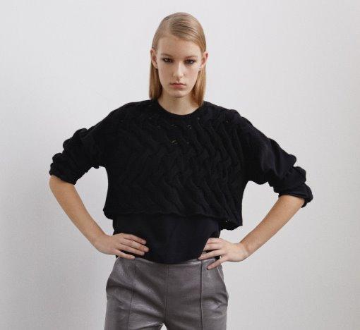 DROMe donna collezione PreFall 2018: stile grintoso e look urban