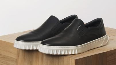 Salvatore Ferragamo sneakers uomo pre spring 2018: la nuova Cube