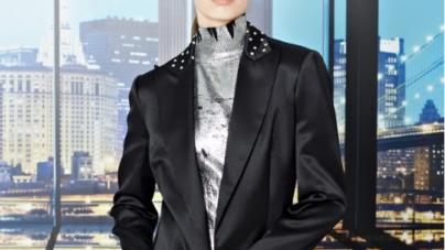 Genny collezione Prefall 2018: il working chic lussuoso e raffinato