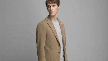 Pitti Uomo Firenze Gennaio 2018: il soft tailoring di Manuel Ritz, guest Vinicio Marchioni