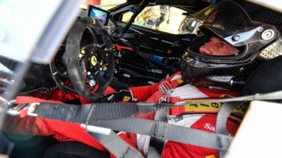 Michael Fassbender Ferrari Challenge 2018: l'attore vince a Daytona