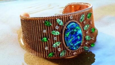 Piaget gioielli: Manchette Story, la collezione glamour di Alta Gioielleria