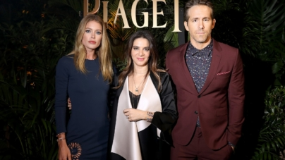 SIHH 2018 Piaget: il party con Ryan Reynolds e Doutzen Kroes