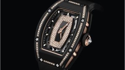 Salone Orologi Ginevra 2018: Richard Mille presenta RM 07-01 Ceramica Nera