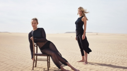 Mango campagna primavera estate 2018: protagonisti Anna Ewers, Amber Valletta e Noah Mills