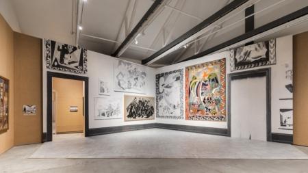 Fondazione Prada Milano mostra Post Zang Tumb Tuuum: l'arte e la cultura tra le due guerre mondiali