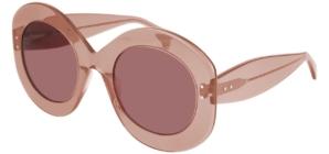 Alaïa occhiali da sole primavera estate 2018: il debutto della collezione eyewear
