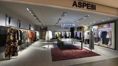 La Rinascente Milano Aspesi: lo shop-in-shop dedicato alla collezione femminile