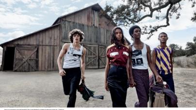 Calvin Klein 205W39NYC campagna primavera estate 2018: la seduzione americana