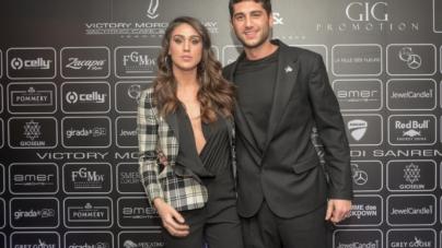 Festival di Sanremo 2018 party: special guest Cristiano Malgioglio e Cecilia Rodriguez