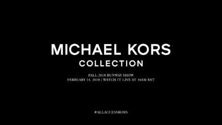 Michael Kors sfilata autunno inverno 2018 New York: la diretta streaming su Globe Styles