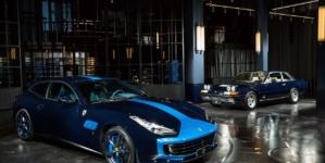 Ferrari GTC4 Lusso Garage Italia Customs: la nuova personalizzazione Azzurro Lapo