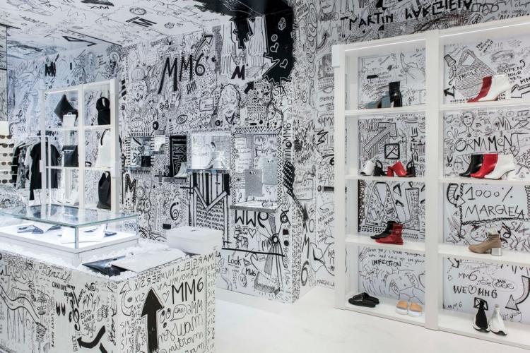 MM6 Maison Margiela Milano: aperta la nuova boutique