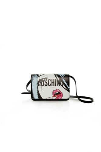Moschino capsule collection Eyes: moda, pop-art e cartoon style con il visual-artist Ben Frost