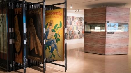 La Rinascente Roma Tritone: la mostra LR100-Rinascente Stories of Innovation