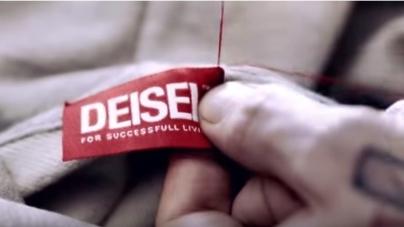 """New York Fashion Week febbraio 2018 Diesel: il """"negozio tarocco DEISEL"""""""