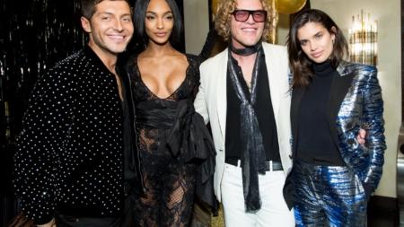 New York Fashion Week febbraio 2018 party: la capsule collection Dundas da Bergdorf Goodman