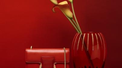 San Valentino regali 2018 Salvatore Ferragamo: gli accessori rosso Lipstick