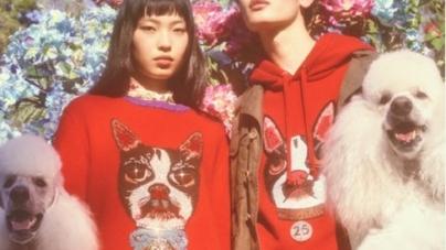 Capodanno Cinese Anno Cane 2018 Gucci: la collezione dedicata al segno zodiacale