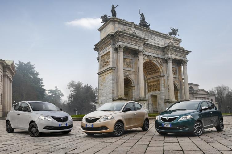Nuova Lancia Ypsilon 2018: Elefantino Blu, Gold e Platinum, tre nuovi abiti su misura