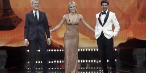 Festival di Sanremo 2018 abiti serata finale: vincono Ermal Meta e Fabrizio Moro, tutti i look