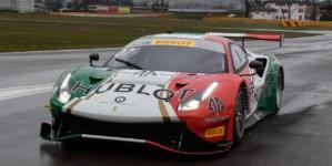 Pirelli World Challenge 2018: in gara il team Squadra Corse Garage Italia Americas
