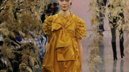 Tendenze moda donna autunno inverno 2018 2019: il boho chic di Ulla Johnson