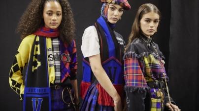 Versace collezione donna autunno inverno 2018 2019: le Regine di Donatella