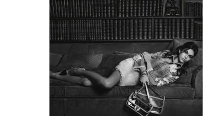 Chanel borse primavera estate 2018: la campagna firmata Karl Lagerfeld con Kaia Gerber