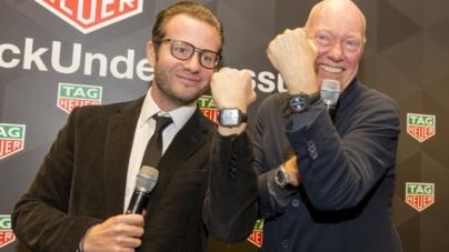 Baselworld 2018 novità TAG Heuer: l'esclusivo Monaco Bamford