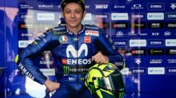 MotoGP 2018 Qatar Valentino Rossi: Sole e Luna per il nuovo casco del Dottore