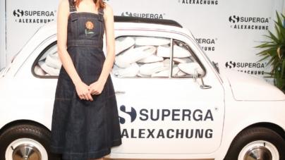 Superga Alexa Chung primavera estate 2018: il party a Los Angeles